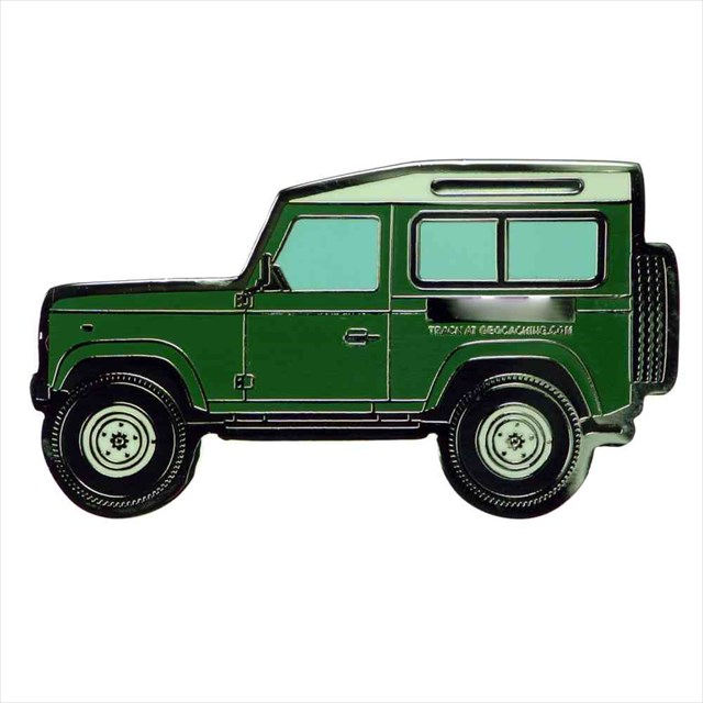 Land Rover Defender 90 Geocoin green.jpg